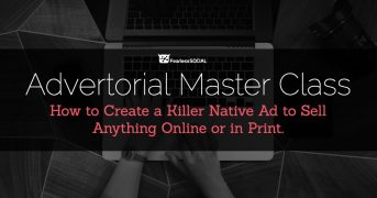 Ben Adkins – Advertorial Master Class Advanced Platinum – Value $299.95