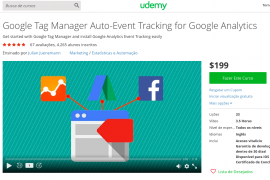 Google Tag Manager Auto-Event Tracking for Google Analytics – Value $199