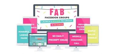 Caitlin Bacher – The Fab Facebook Group System – Value $997
