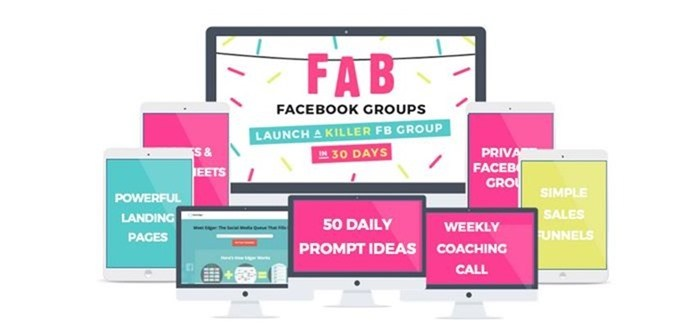 Caitlin Bacher The Fab Facebook Group System Download