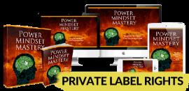 PLR-Power-Mindset-Mastery