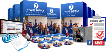 Jason Hornung – 7-Figure Agency Blueprint – Value $1995