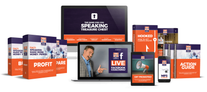 Mike Koenigs – Speak and Profit 2017 – Value $4997