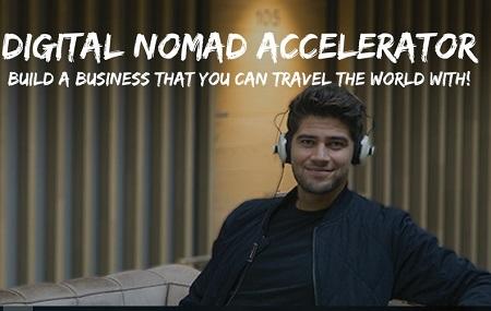 Mitchell Weijerman – Digital Nomad Accelerator