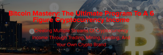 Ryan Hildreth & Crypto Nick – Bitcoin Mastery – Value $497