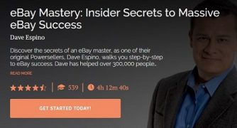 eBay Mastery Insider Secrets to Massive eBay Success (2017)