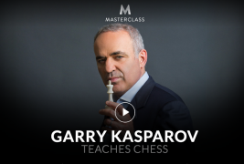 Masterclass – Garry Kasparov Teaches Chess