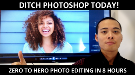 Udemy – Ditch Photoshop Today