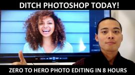 Udemy – Ditch Photoshop Today