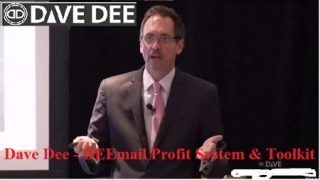 Dave Dee – DEEmail Profit System & Toolkit – Value $397