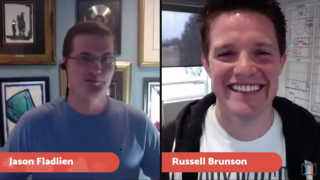 Jason Fladlien, Russel Brunson – Webinar Blueprint – Value $80