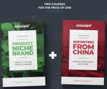 EcomCrew – Product Niche Brand & Importing From China – Value $497