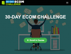 Jeraun Richards – 30-Day Ecom Challenge – Value $497