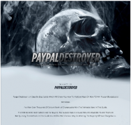Paypal Destroyer – Win all Paypal Chargeback