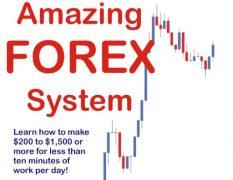 Amazing Forex System – by Robert Borowski