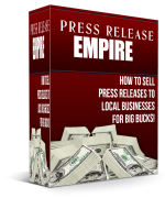Press Release Empire Training And Software DFY Bundle + Bonuses