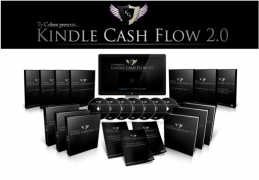 Ty Cohen Kindle Cash Flow 2.0 – Value $497