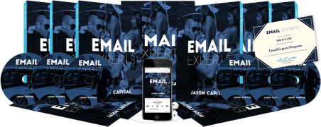 Jason Capital – Email Income Experts – Value $2495