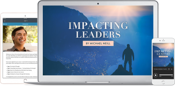 Michael Neill – Impacting Leaders – Value $695