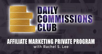 Rachel S. Lee – Daily Commissions Club – Value $697