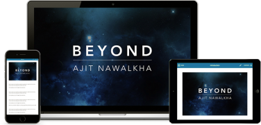 Ajit Nawalkha – Beyond – Value $495