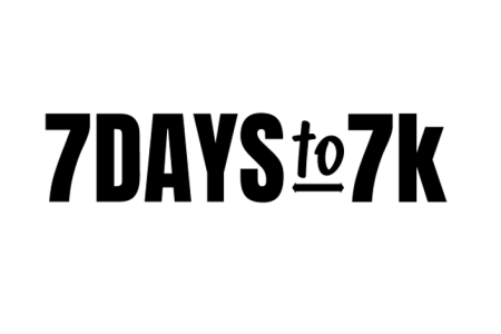 7Day7k – logomark