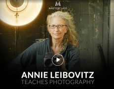 Annie Leibovitz – Teaches Photography