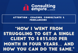 Sabri Suby – Consulting Empire – Value $497