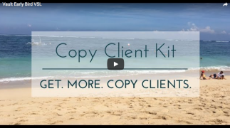 Chris Laub – Copy Client Kit Vault – Value $497