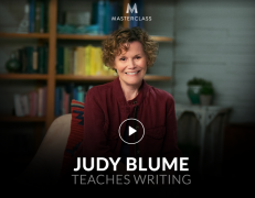 Judy Blume – Teaches Writing