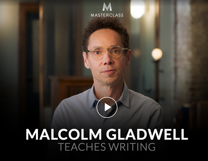 Imwarriortools free download malcolm gladwell teaches writing malcolm gladwell teaches writing spiritdancerdesigns Choice Image