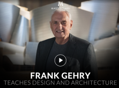Frank Gehry – Teaches Design and Architecture