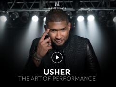 Usher The Art Of Performance