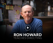Ron Howard – Teaches Directing