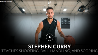Stephen Curry – Teaches Shooting, Ball-Handling, and Scoring