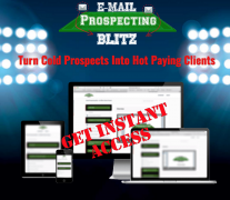 Email Prospecting Blitz – Value $67