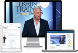 Jack Canfield – Train The Trainer Online 2018 – Value $3495