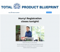 Brendon Burchard – Total Product Blueprint 2018 – Value $1997