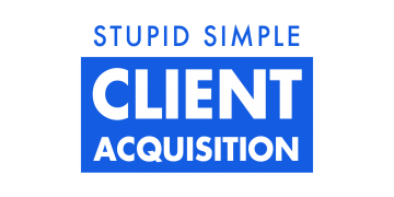 Andrew Kroeze & Quentin G Panchura – Stupid Simple Client Acquisition – Value $497