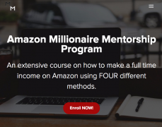 Jordan Kilburn – Amazon Millionaire Mentorship Program – Value $697