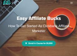Brko Banks – Easy Affiliate Bucks – Value $1000
