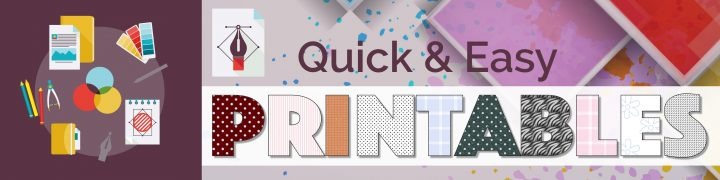 Quick and Easy Printables Business – Value $97