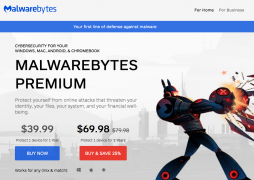 Special Offer: Malwàrebytes Premium Key for Lifetime For PC @ $45