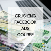 Freedom Junkies – Crushing Facebook Ads – Value $297