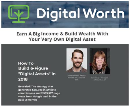 Andrew Hansen & Sara Young – Digital Worth Academy