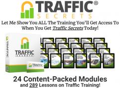 Russell Brunson – Traffic Secrets