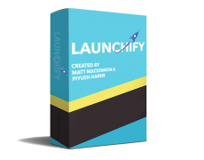 Launchify by Matt Mackinnon (2018)