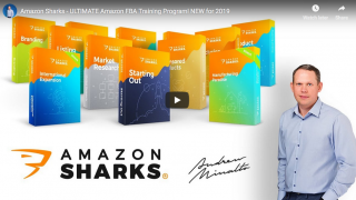 Andrew Minalto – Amazon Sharks – Value £99.00GBP