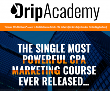 Phil Mentoring – Drip Academy – Value $497