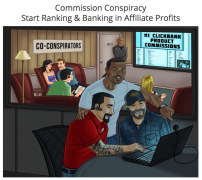 [GB] Donny Gamble – Commission Conspiracy